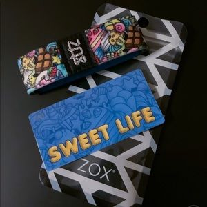 ZOX Strap Wristband & Card - Sweet Life  🍭🧁🍬